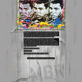 Mr. Brainwash - Legend Forever - Multicolor