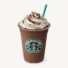 Starbucks Coffee - Dark mocha chip Frappuccino(ダーク モカ チップ フラペチーノ)