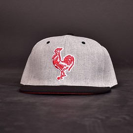 Huy Fong Foods - Grey and Black Hat
