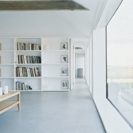 .John Pawson - Librairy, Country House