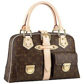 Louis Vuitton  - Monogram Canvas Manhattan GM