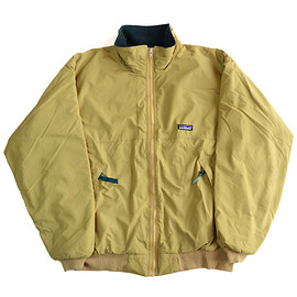 Patagonia - Shelled Synchilla Jacket 1993 Rye/Hunter