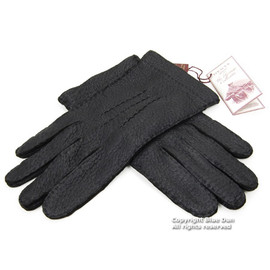 DENTS - Men's Handsewn unlined Peccary Glove