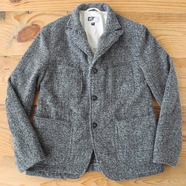 Engineered Garments - Lined Bedford Jacket / homespun