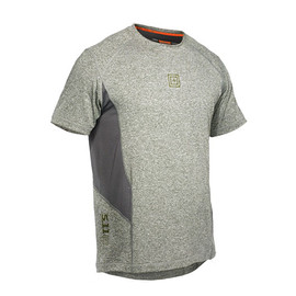 5.11 Tactical - RECON® Performance Top S/S - Grey/Olive