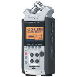 ZOOM - Handy Recorder H4n