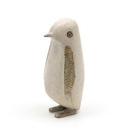 CIBONE - WOOD ANIMAL - Penguin