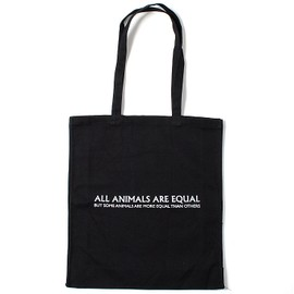 British Remains - British Remains - British Remains All Are Equal Tote Bag