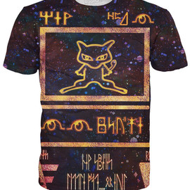 Ancient Mew Limited Edition Black T-Shirt