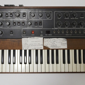 Sequential Circuits - Prophet-5