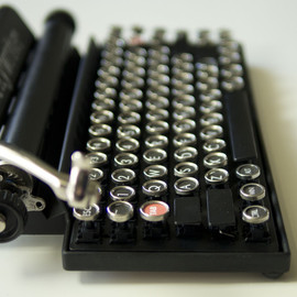 Qwerkytoys, INC - The Qwerkywriter
