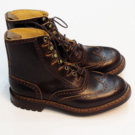 Double-Soled Boots