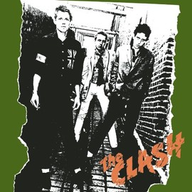 The Clash - The Clash (UK Version)