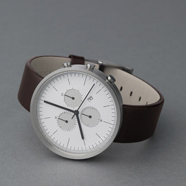 Uniform wares - Dezeen?≫ Blog Archive?≫ 300 Series Chronograph Calendar Wristwatch by Uniform Wares