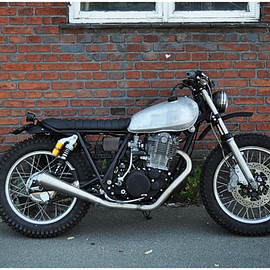Wrenchmonkees - Yamaha SR500