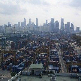 Singapore - Keppel Container Terminal
