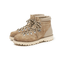 nonnative - EXPLORER BOOTS COW SUEDE