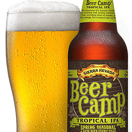 SIERRA NEVADA - Beer Camp TROPICAL IPA 2016