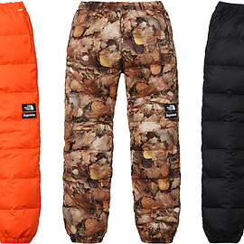 Supreme, THE NORTH FACE - Nuptse Pant