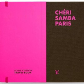 LOUIS VUITTON - travel book cheri samba paris