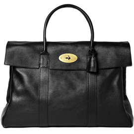 Mulberry - Piccadilly Leather Holdall