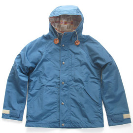 SIERRA DESIGNS - Pendleton lined light parka