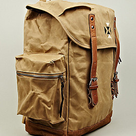 EASTPAK, WOOD WOOD - Vidal Backpack