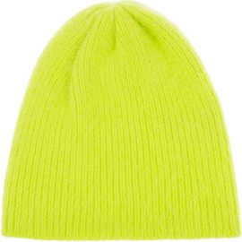 Acne - Kit ribbed angora-neon yellow