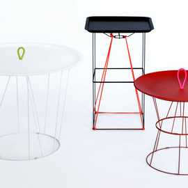 eliumstudio: express side tables
