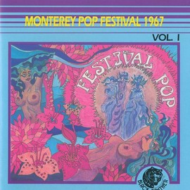 Various Artists - Monterey Pop Festival 1967 Vol.1