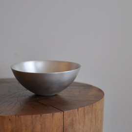 Ryota aoki - Bowl L (all silver)