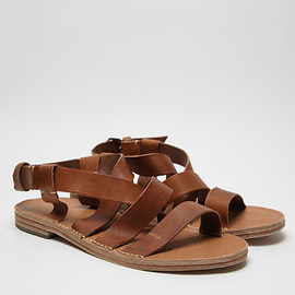 Maison Martin Margiela - 22 Leather Strap Sandal