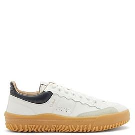 Chloe - Franckie leather trainers