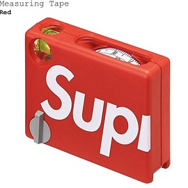 Supreme - Supreme Measuring Tape