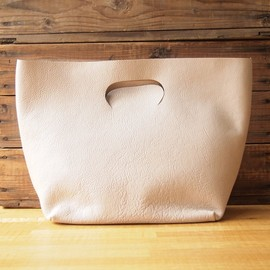 Hender Scheme - not eco bag wide #beige