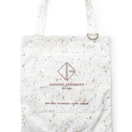OPENING CEREMONY - eco bag