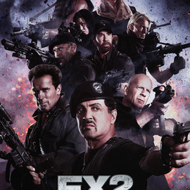 Simon West -  The Expendables 2