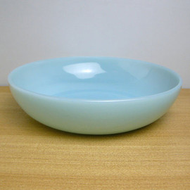 Fire King - Turquoise Blue Soup & Salad Bowl