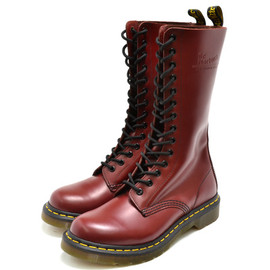 Dr.Martens - 14Eyes (Cherry)
