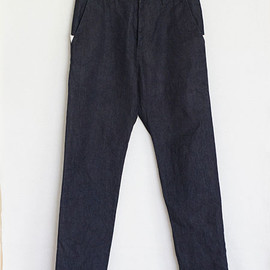 ACTS - TAPERED DNIM PANTS (INDIGO)