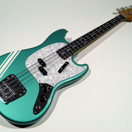 Fender Japan - Mustang Bass MB-SD/CO