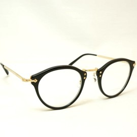Vintage Sunglasses (Omalley Clear Lenses)