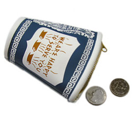 George Skelcher - Lucky Beggar Leather Coin Purse