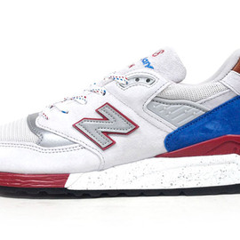 """new balance - M998 """"made in U.S.A."""" """"LIMITED EDITION"""""""