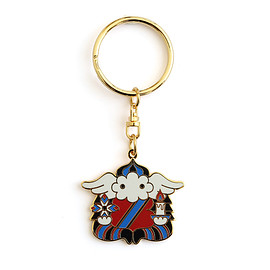 HITOTZUKI - SASU KEY RING