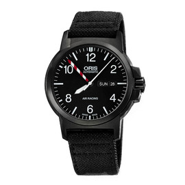 ORIS - BC3 Air Racing Edition III Watch - Black/White/Red