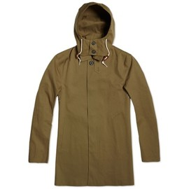 Mackintosh - Mackintosh Hooded Dunoon Jacket