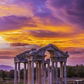 Aphrodisias, Turkey - Temple of Aphrodite