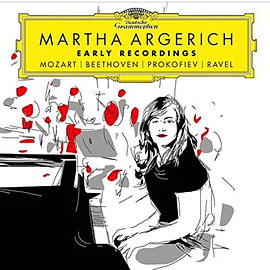 Martha Argerich - Early Recordings