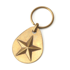 J.Crew - Star Key Ring